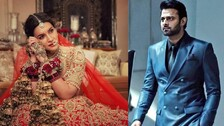 Kriti Sanon Says She Would Like To Marry Prabhas, Reveals Darling's Secret