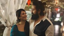 KGF 2 Star Yash's Wife Radhika Pandit Shares Pictures Of Their Janmashtami Celebrations
