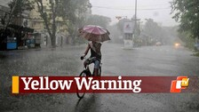 Low Pressure Likely In 24 Hours, Collectors In Odisha Asked To Remain Alert