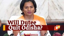Olympian Dutee Chand Accuses Odisha Journalists For Defaming Her