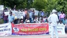 Sahara India Investors Want Money Back, Protest Outside Odisha Assembly
