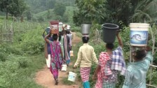 Living On The Edge: Road, Drinking Water Still Elude Tribal Villagers In Odisha's Gajapati