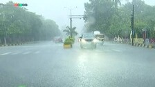 Low Pressure Area In Next 42 Hrs: 35 Hrs Of Heavy Rain In Odisha