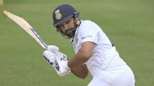 IND v ENG: India Move Into Lead Despite Losing Rahul, Rohit Scores 15th Test Fifty
