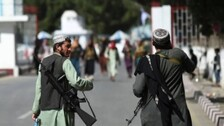 Taliban Omits Ministry For Women, UN Body Says It's A Violation Of International Treaty