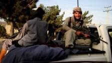 Taliban Launch Weapons To Celebrate Victory; 17 Killed, Many Injured In Aerial Firing