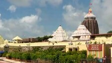 Silver Cladding Of 7 Doors Of Puri Jagannath Temple Complete