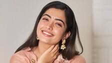 Rashmika Mandanna Stopped From Leaving Home!