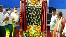 CM Naveen Lays Foundation Stone For Centre Of Excellence For Odisha Adarsha Vidyalayas