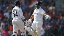 Fourth Test: India All Out For 466, Set A Target Of 368 Against England