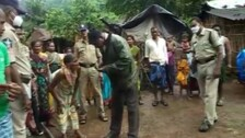 Andhra-Odisha Border Row: AP Police Conducts Public Grievance Redressal Camp In Kotia