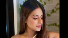 Nia Sharma Unleashes Sultry Avatar; Shares Her Special Do Ghoont Drink #Watch