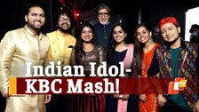 Indian Idol Finalists In KBC13 On Ganesh Chaturthi Special Episode