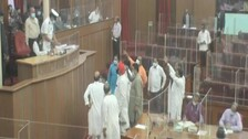 Mining Scam Rocks Odisha Assembly, Congress Hits Out At BJD On 'Changing Goal Post' Remarks