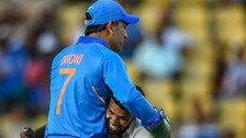Dhoni Returns To Team India As Mentor For T20 WC, Fans Go Berserk
