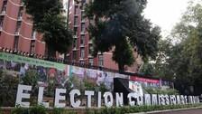 EC To Conduct Polls For Vacant Rajya Sabha Seats On Oct 4