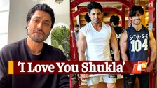 What Vidyut Jammwal Said About Best Buddy Sidharth Shukla