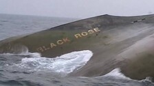 12 Years On, Wreckages Of 'Black Rose' Yet To Be Cleared From Sea Off Odisha Coast