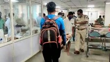 Jagatsinghpur Trader Shot At Near Cuttack, Admitted To SCB Hospital With Critical Wounds