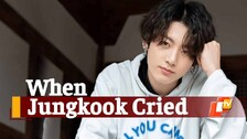 Blow To BTS Averted! When Jungkook Cried And Urged This Member To Not Leave Group