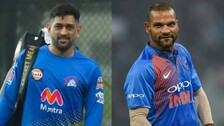 T20 World Cup: Shikhar Dhawan Could Have Been Squeezed In, Mahi Will Gel Well, Says MSK Prasad
