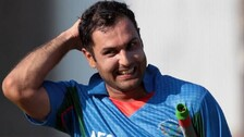 Mohammad Nabi Named Captain Of Afghan Team For T20 WC After Rashid Steps Down