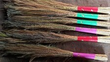 Hill Brooms By Ganjam Jail Inmates To Be In Markets