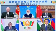 Afghan Territory Must Not Be Used To Carry Out Terror Attacks Against Other Countries: BRICS