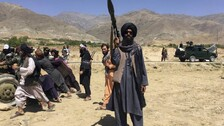 Taliban Torture Journos: 'We Could Hear Their Screams And Cries Through The Walls'