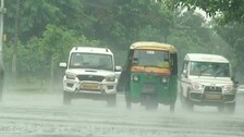 Low Pressure Becomes Well Marked Over Gangetic WB, Warning Issued For Several Odisha Dists