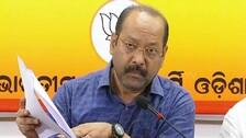 Naveen Govt Has Failed To Safeguard Odisha's Territory: BJP