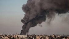 Israeli Fighter Jets Strike Hamas Facilities