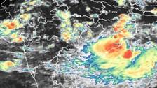 Very Heavy Rainfall In Odisha's Capital For Next 30 Hrs