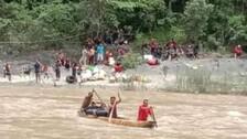 Fierce Battle In Myanmar Forces People To Take Shelter In Mizoram