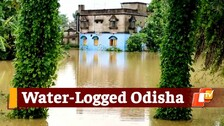 Several Parts Of Odisha Experience Severe Water Logging & Flood After Excess Rainfall