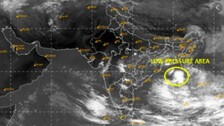 Heavy Rain In 4 Odisha Dists On Sept 20, 3 Low Pressures Likely In Next 15-Days