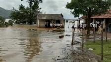 Students Stranded As Residential School In Mayurbhanj Marooned In Rain Water