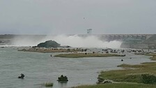 Odisha Rains: Hirakud Dam Opens 6 More Sluice Gates To Release Excess Water