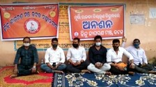 Protest Over Cap On Idol Height Intensifies In Odisha's Cuttack