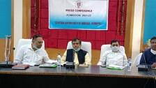 UG, PG Admissions: Central University Odisha, Koraput Extends Last Date For Online Applications; Check Dates