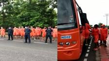 4 NDRF Teams Deployed As Odisha Faces Flood Situation