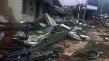 3 dead, 60 injured in 6.0-magnitude China earthquake