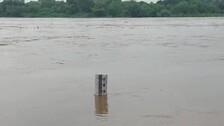 Odisha Rains: Subarnarekha Flowing Over Danger Level In Balasore; 28 Gates Of Hirakud Dam Opened