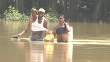 Odisha Floods: Water Level In Major Rivers Recede, Many Low-Lying Areas Marooned