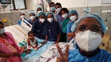 22-Month-Old Girl With Rare Lung Disease Recovers In AIIMS, Major Boost For ECMO Treatment