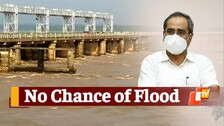 No Chance Of Flood In Odisha Anymore, Informs Chief Engineer Of Water Resources Dept