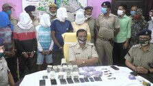 Organised Gang's Dacoity Spree Propels Odisha To No 2 In Country Since 2017: NCRB