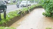 Rain Mishap In Bhubaneswar: School Student Goes Missing In Sewer, Congress Blames Odisha Govt