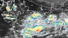 Extremely Heavy Rainfall In Odisha From Sept 26, Cyclonic Circulation Heavy Rain Tonight