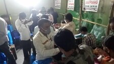 Andhra Announces Kotia Panchayat Poll Results, YSR Congress Waves Victory Flag